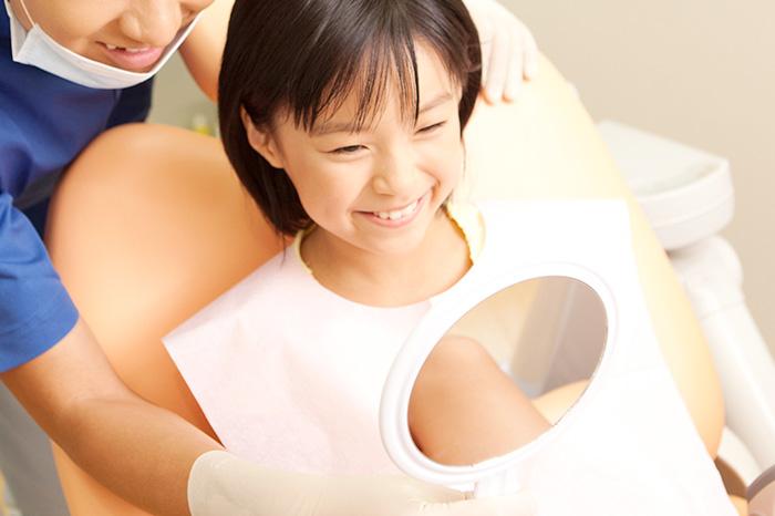 お子さんの予防治療